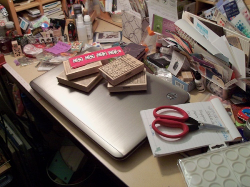 What's on Your Workdesk Wednesday 222