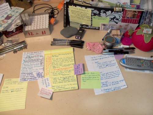 What's On Your Workdesk Wednesday