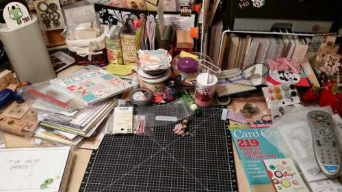 What's on Your Workdesk Wednesday for Crafting{without}Kids